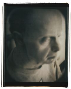 Untitled (Steve frowning)                                 © Diane Fenster