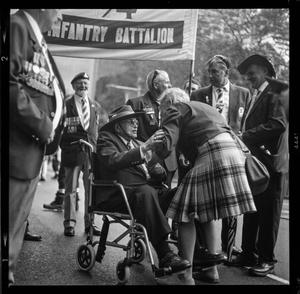 ANZAC Day Infantry Battalion