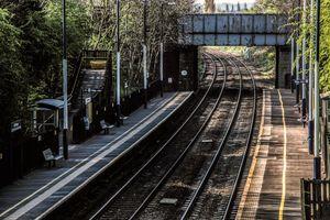 Goldthorpe train station.