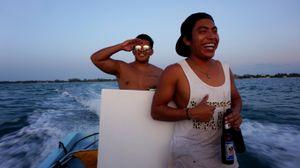 Libertad, Isla Holbox
