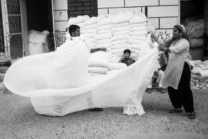 Fabric Dance (Jodhpur, India, 2020)