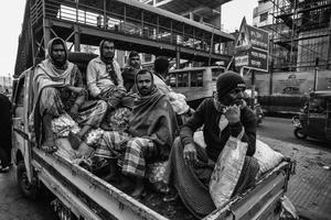 transport in Dhaka, Bangladesh