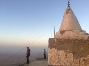 Yazidi Temple and its New Horizon
