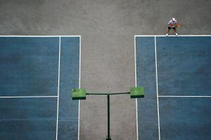 Geometry of Tennis
