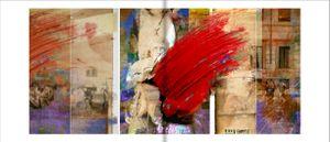 Presences 8 Triptych