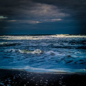 The wave nocturne.