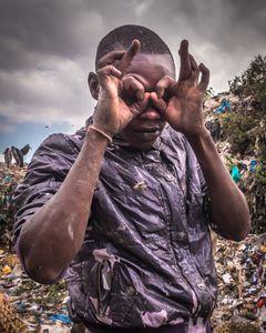 Peter, 26, landfill scavenger and gang member