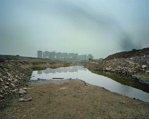 Ensemble de logements de masse ex-nihilo, Chongqing. Chine, Décembre 2017