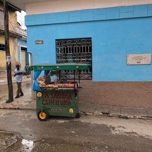 Sweet Cart, Trinidad