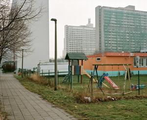 """aus der Serie """"Utopia"""" / Halle-Neustadt#7"""