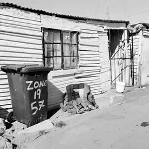 Zone 1957, Joe Slovo Informal Settlements.