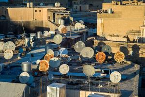 Roof in Arbil