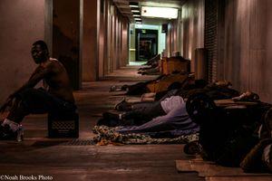 Miami homeless