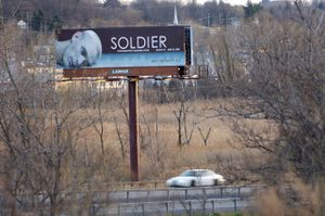 I-690, Syracuse, photo by Suzanne Opton © Suzanne Opton