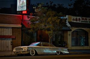 Los Feliz Boulevard, 2012