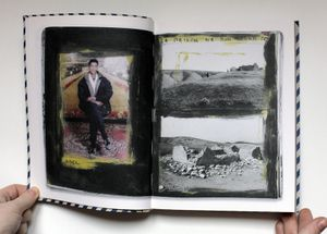 """From the book """"Disquiet Days / Jours intranquilles"""" © Bruno Boudjelal."""