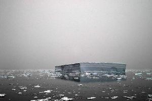 Tabular Iceberg Reflected © Camille Seaman