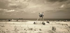Beach Replenishment, Ocean City, Maryland