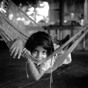 Indienne Secoya d'Amazonie Equatorienne