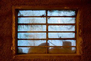 Window, Calca, Peru
