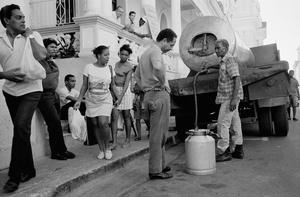 Tank,  Cuba, Santiago de Cuba, Kuba,  January 1996