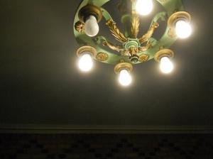 Burnt-out Light Bulb