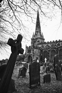 Sefton Church, Sefton, England 1986
