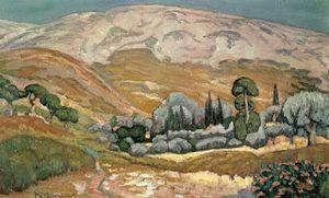 """""""Landscape of Kaisariani"""""""