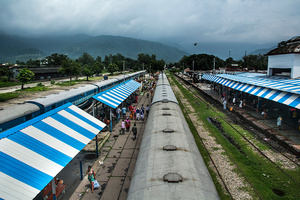 Haridwar Train Station