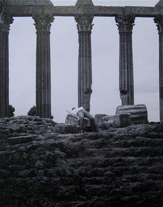 Ruins, Evora © Eric Blau