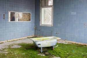 3 Forgotten - .Main Hospital of The Northern Group of Soviet Army