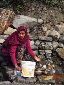 People and Society, Nepal Story 009