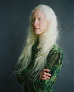 Anna from the series 'Estonian Documents' © Birgit Püve