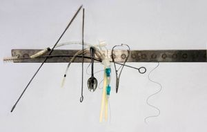 Emergency room instruments set. © Luigi Avantaggiato