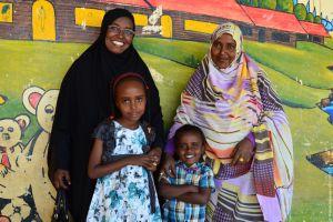 Family Portrait - Tadmeen programme
