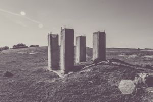 Greek Crisis Stonehenge