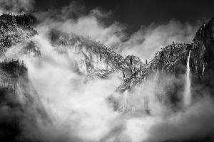 Clearing Storm, Yosemite Falls