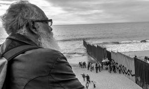 Wishing To pas the border