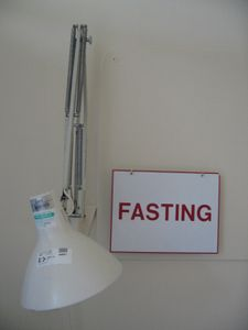 Labelled and Fasting