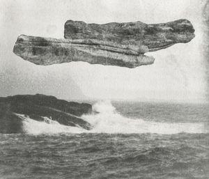 Floating Rocks II