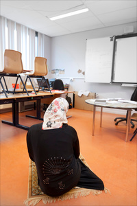 Primary school, Amsterdam