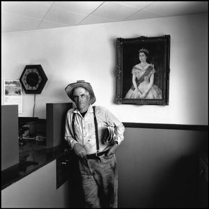 © George Webber - Jack Gunter, Mervin, Saskatchewan, 1993