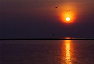 Sheboygan Sunrise - © Adel Korkor