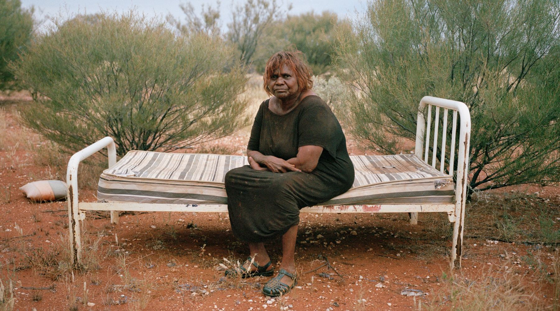 Big Sky: Portraits from the Outback