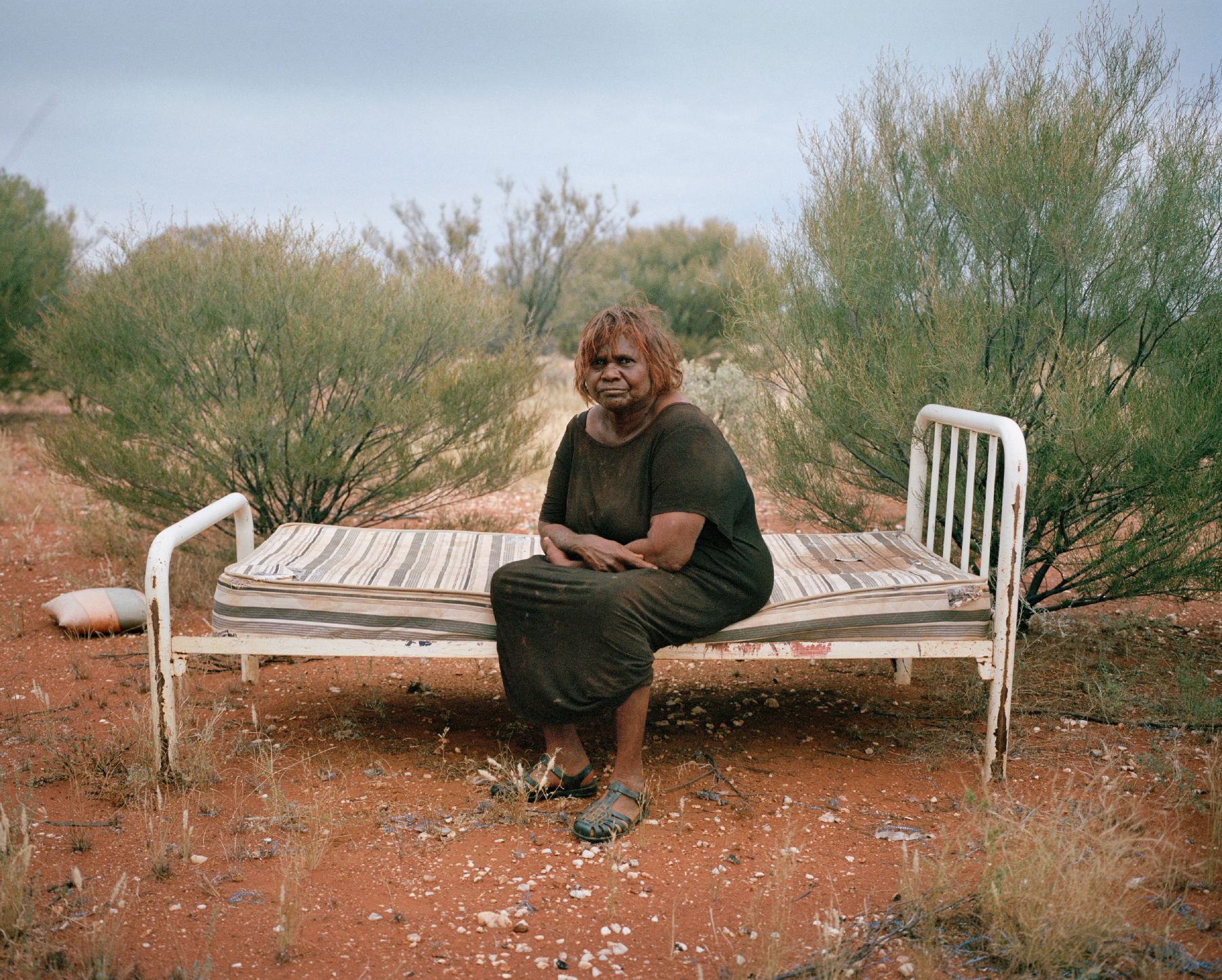 Big Sky: Portraits from the Outback - Photographs and text