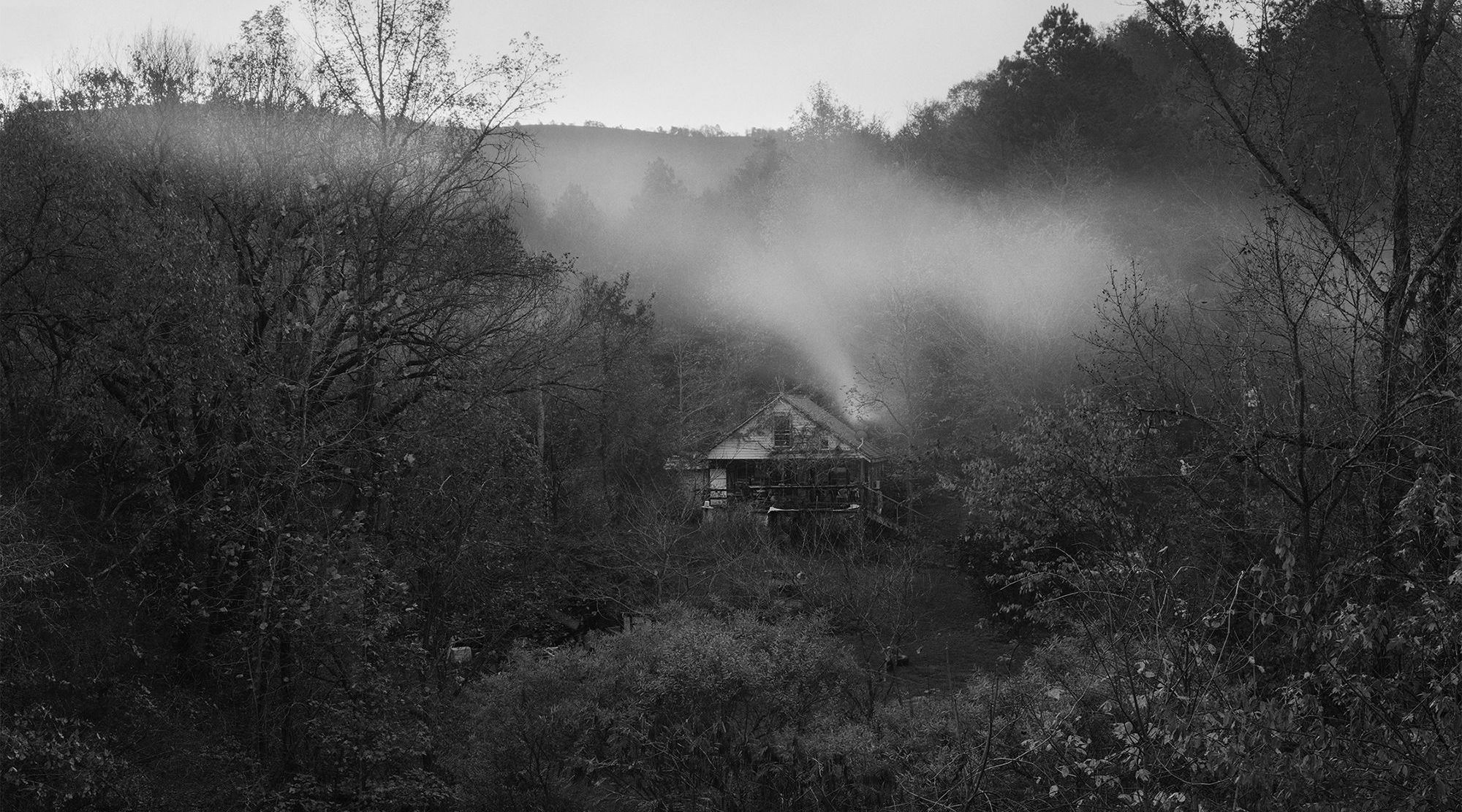 Freedom and Isolation in the Remote Ozark Mountains