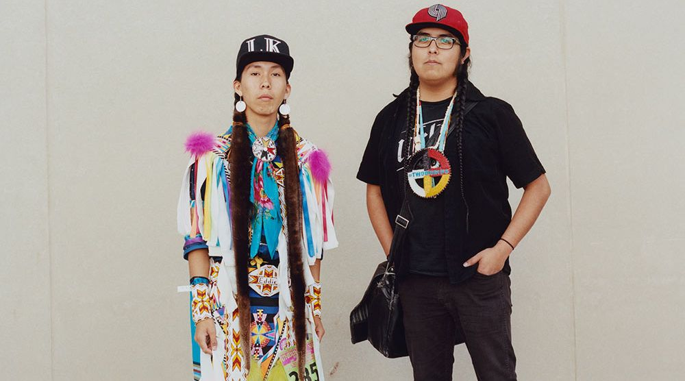 The Red Road: Picturing Modern Native American Identity