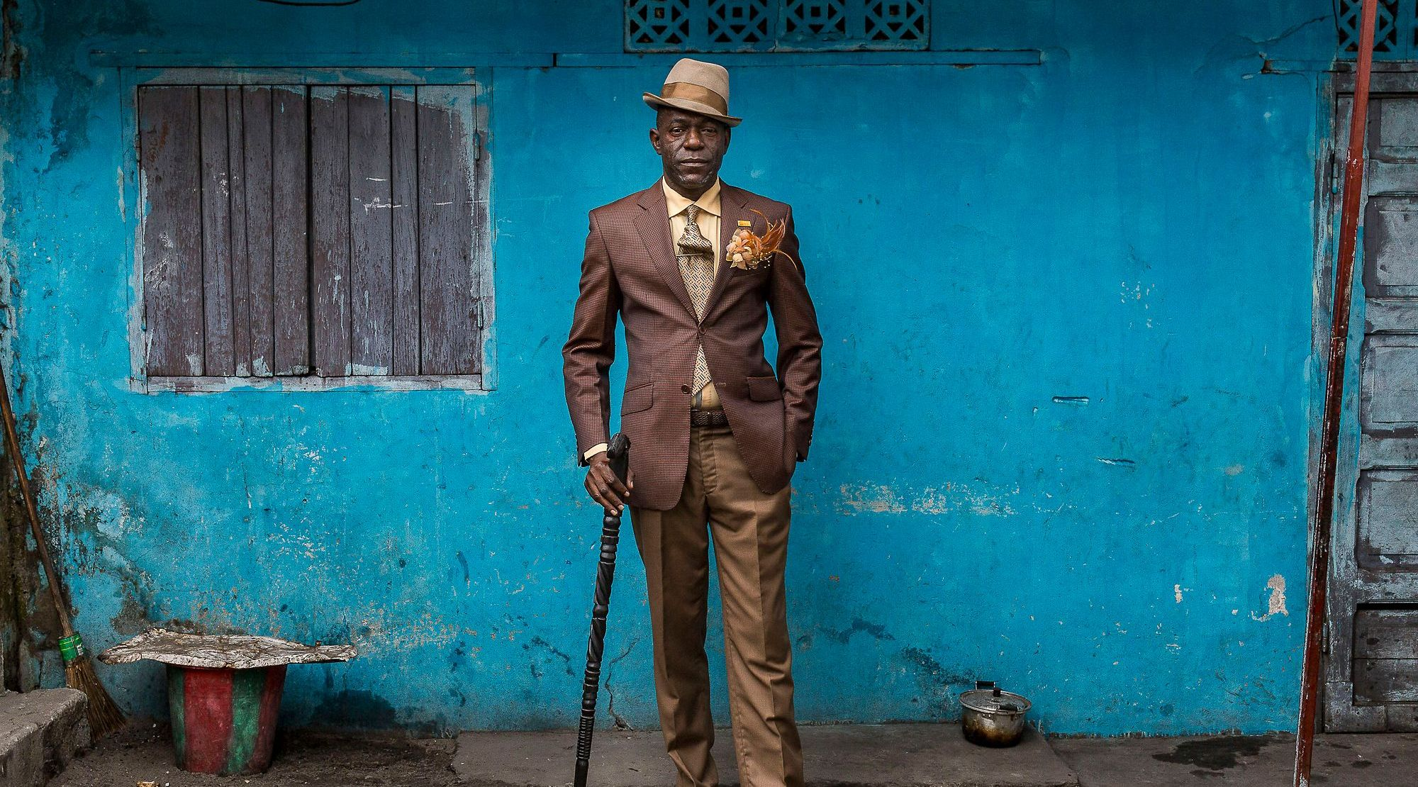 The Sapeurs of Brazzaville
